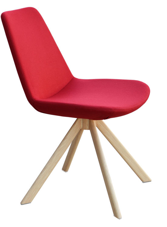 eiffel_sword_ _camira_red_wool solid_beech_natural_finish downxxxx