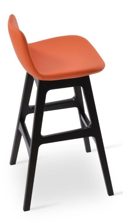 pera_wddood_bar wenge _f soft_leatherette_orange_255_