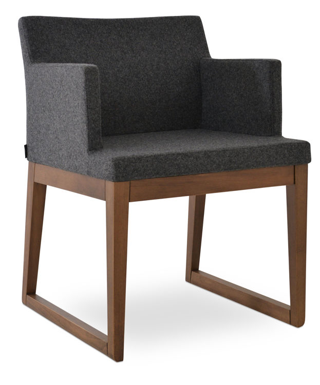 soho_wood_sfflide_armchair _beech_wood_walnut_finish _camira_wool _dark_grey_silcoates_ _cuz30_