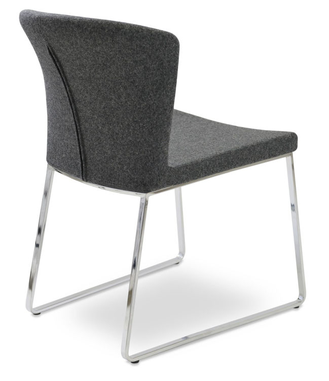 capri slide_chrome _camira_dark_grey _5_ down