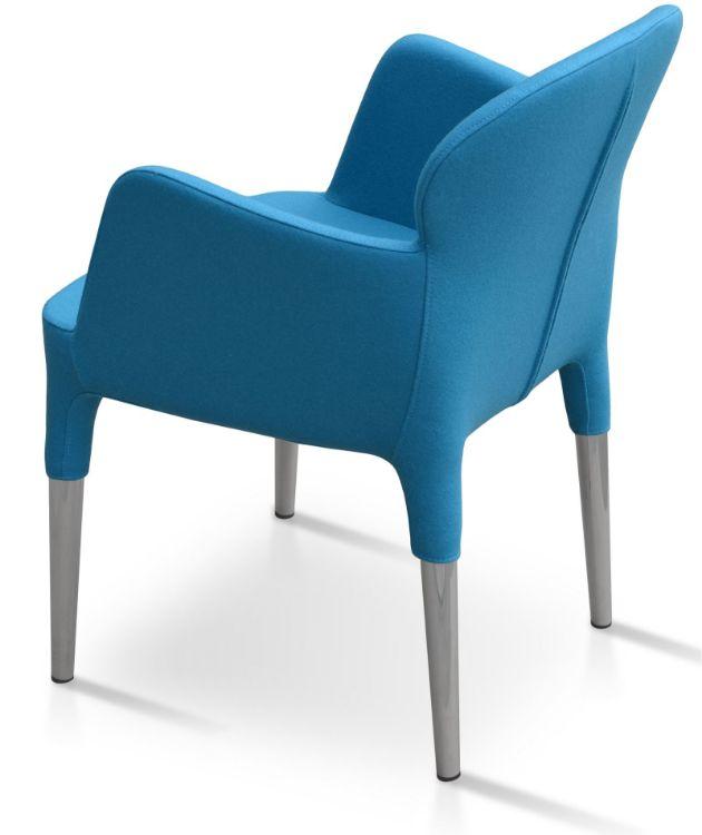 rosa_arm_chair _nickel_chrom _legs _camira_wool turquaz_2_ down
