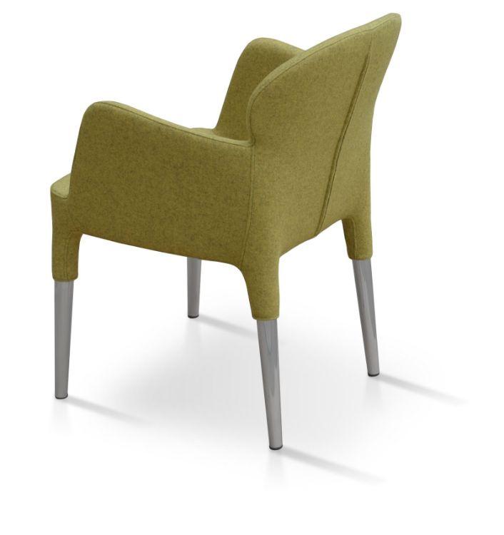 rosa_arm_chair nickel_chrome_legs _camira_wool_amber _kod _1_ down