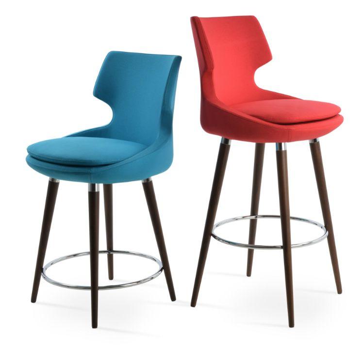 patara_woddod_stool _bar _counter_camira_era_ red turquaz_