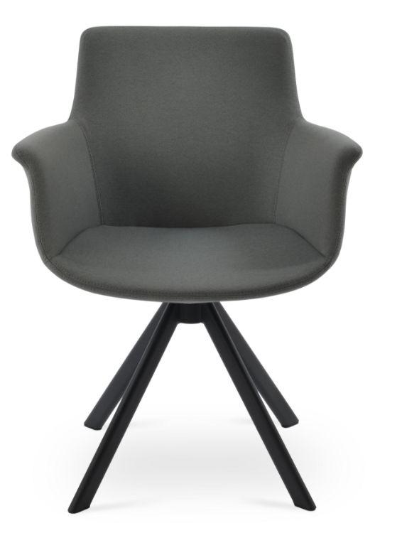 botteffga_sword_arm_chair_ _black_finish camira_era_grey_cse13_40_