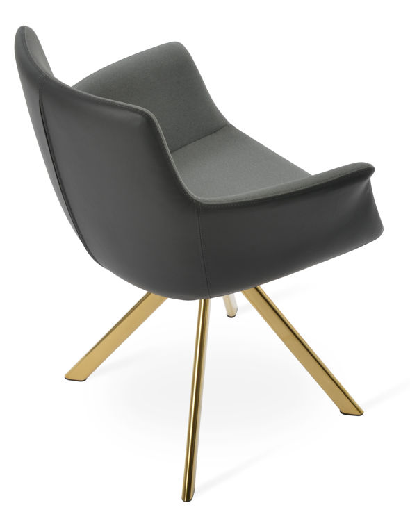 bottega_swordd_arm_chair_ gold_finis _camira_era_fabric_grey_3_