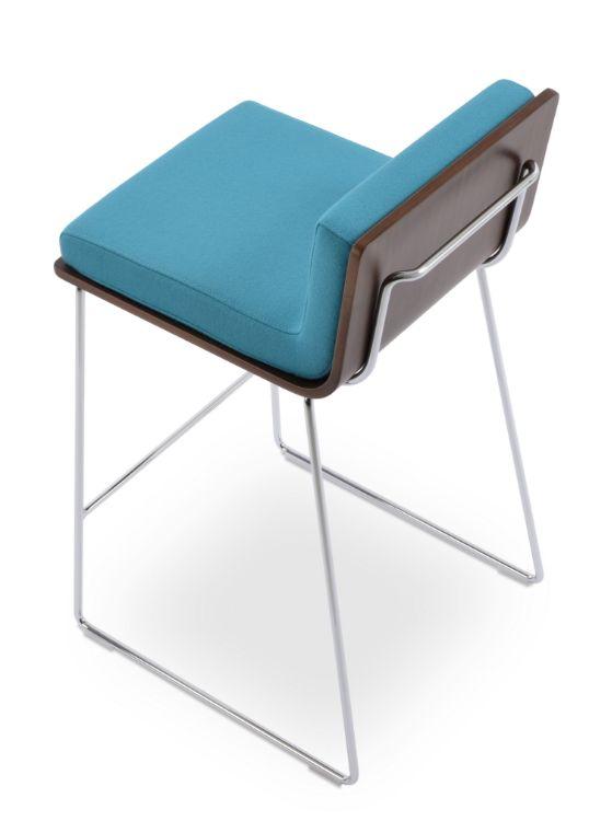 corona_wire_countessr handle_back plywood_american_walnut_veneer dallas_seat_camira_wool _turquaz_5_