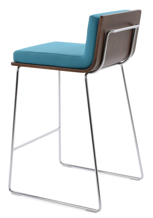 corona_wire_coussnter handle_back plywood_american_walnut_veneer _dallas_seat _camira_wool_turquoise_2_
