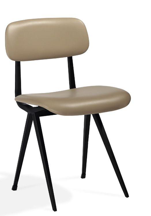pedrali_dining_soft_seat_chair_ _ppms_wheat_502 06_seat_back_ _matt_black_frame_2_