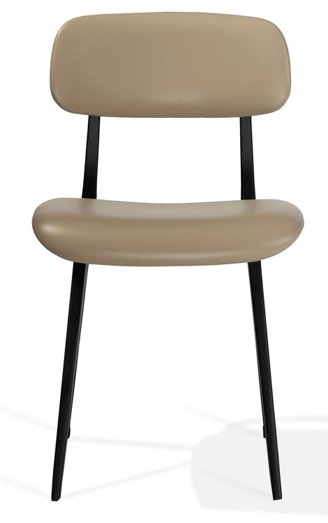 pedrali_dining_soft_seat_chair_ _ppms_wheat_502 06_seat_back_ _matt_black_frame_1_