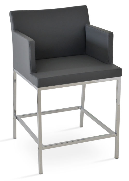 soho_couddnter_stool_profil_chrome _ppm_grey