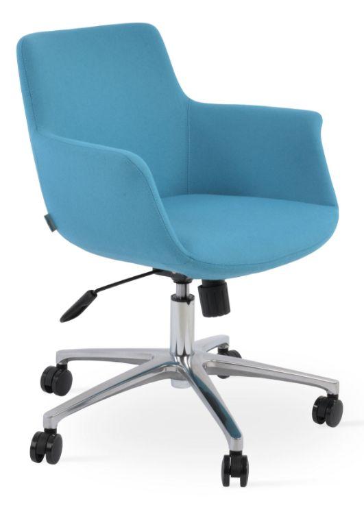 bottegdda_office_arm_chair_camira_blazer_wool_ _turquoise_aston_ _cuz02_2_