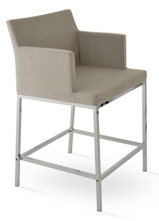soho_counter_stool_profile_chrome _grey_rick_fabricjpg
