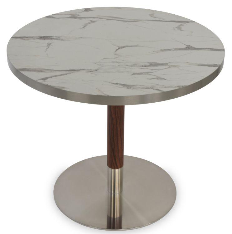 tango_large_roddund_base_228_58cm_ _stainless_steel_brushed_dining_post _walnut_veneer_ _hpl_ _mdf_laminate_round_ _aluminum_sstl_finish_edg_white_marble_finished_36_2_jpg