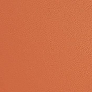 Orange Leatherette