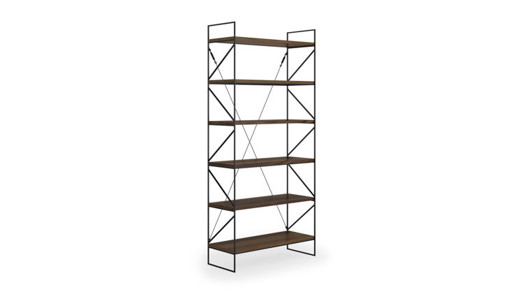 Picture of Metal Bookcase