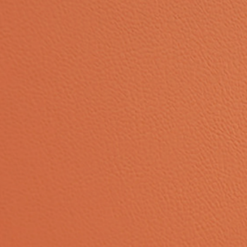 Orange Leatherette