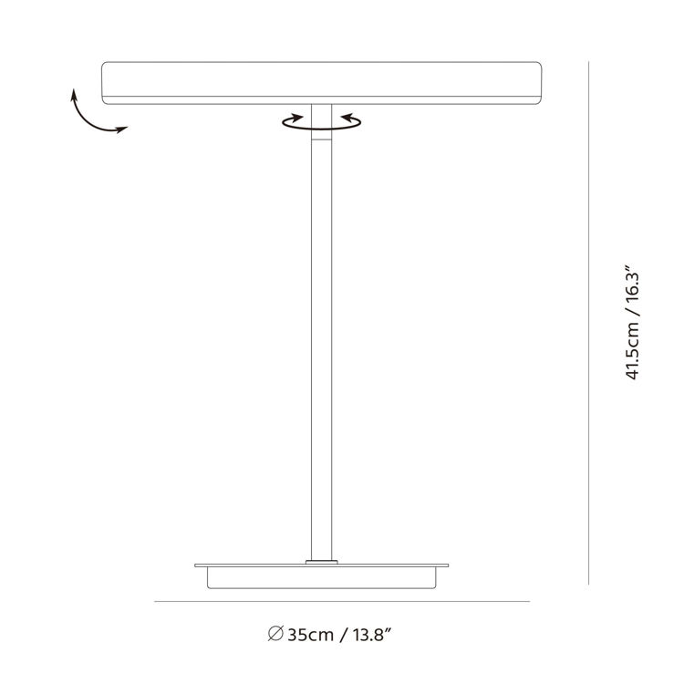 Picture of Sol Table Lamp