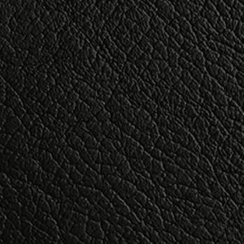 Genuine Black Leather 09268