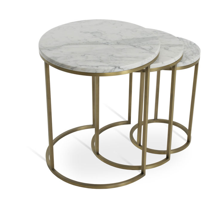 Picture of Alexy Nesting Table